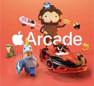 Apple Arcade: 4 Monate kostenfrei (statt 4,99€/mtl)
