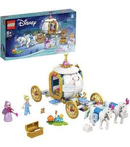 [Prime] Lego Disney Cinderella königliche Kutsche 43192