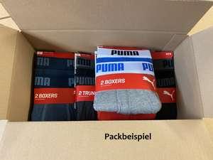 Puma Boxershorts Überraschungspakete 12 Stück für 22,22€ (Größen S bis XL)