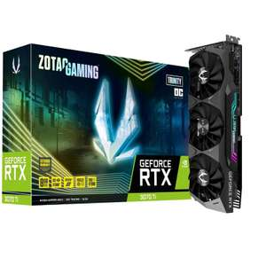 8GB ZOTAC GeForce RTX 3070 Ti Trinity GDDR6X HDMI 3xDP (Reail)