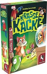 [PRIME] Gesellschaftsspiel/Kartenspiel/Brettspiel Krasse Kacke (2-6 Spieler ab 6, Pegasus Spiele) [Empfehlungsliste Spiel des Jahres 2019]