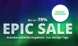 [Sammeldeal] Campz Epic Sale -70% // Alles Versandkostenfrei kein mbw ; z.B.: Regatta Maverick V Polo Herren für 10,99€ inkl. Versand