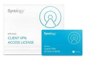 Synology VPN Plus kostenlose Lizenz für z.B. Router RT2600ac