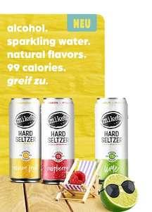 Mike's Hard Seltzer 12er-Mixpack und 24er - alkoholhaltiges Mineralwasser (5%) mit Fruchtgeschmack
