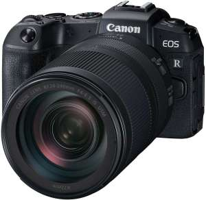 Canon EOS RP Systemkamera inkl. RF 24-240mm F4-6,3 Objektiv   PC Componentes ES