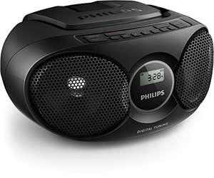 Philips Audio AZ215B/12 CD-Soundmachine 3 Watt
