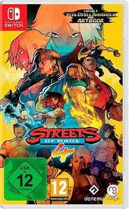 Streets of Rage 4 für 19,99€ inkl. Versand [Nintendo Switch]