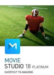 Magix Sony Movie Studio 18 Platinum (Sofort-Download)