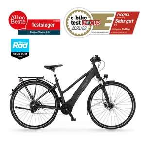 FISCHER Damen Trekking E-Bike VIATOR 6.0i - 504 Wh, 28 Zoll B-Ware