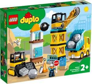 LEGO Duplo - Baustelle mit Abrissbirne (10932) für 33,99€ (Müller Abholung)