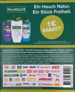 [Globus] Palmolive 3€ kaufen, 3€ Rabatt // Kassenfehler, Couponfehler, fast Freebie
