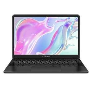 TECLAST F6 Laptop 13,3 Zoll, 8GB RAM, 128GB SSD, 1920x1080 FHD Windows 10, Intel N3350, 1,28kg, QWERTY, 38Wh