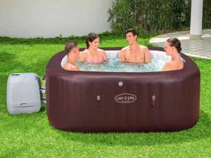 Bestway Lay-Z-Spa Maledives HydroJet Pro Whirlpool Model 2021, Premium Pool, Bestprice bei Lidl