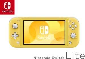 Nintendo Switch Lite gelb (Expert Höxter)