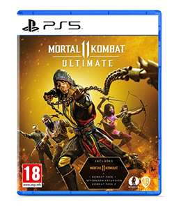 Mortal Kombat 11: Ultimate (PS5) für 24,24€ (Amazon UK)