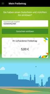 5 € Freibetrag MeinRad