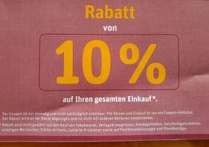 [Lokal] Tegut Bad Kissingen 10% auf alles zur Wiedereröffnung
