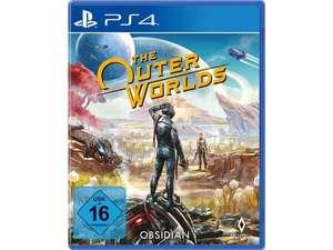 The Outer Worlds Ps4 für 4,99€ + Versand