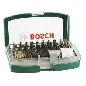 (Gegendeal ;-) ) Bosch 32tlg Bitset Schrauberbit Set für 7,99 Euro inkl. VSK bei conrad