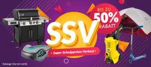 Alternate SSV: Diverse Angebote für Werkzeug, Camping-Zubehör, Gartenutensilien, etc.