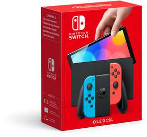 Nintendo Switch OLED Vorbestellbar bei Media Markt und Saturn wieder verfügbar