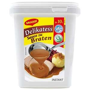 Maggi Delikatess Sauce zu Braten als Bratensauce, Saucenbinder, ideale Grundsauce für jede Küche, 1er Pack (1 x 900g Gastro Box)