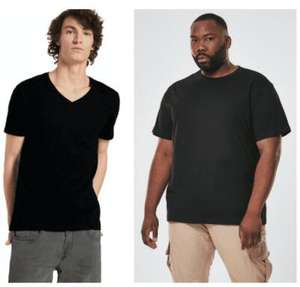 [Tara-M] 30% auf Multipack Shirts, z.B. 10 x Basic T-Shirts von Tom Tailor für 35€: 3,50€ pro Shirt