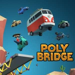 Poly Bridge (Steam) für 0,81€ & Deluxe Edition für 1,07€ (Steam Shop)