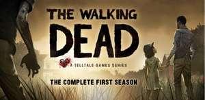 Humble Telltale Bundle (Steam) ab 1€ bei Humble Bundle (The Walking Dead, Batman und The Wolf Among Us)
