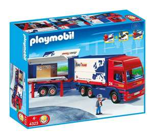Playmobil LKW Truck - 4323