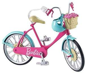 Mattel Barbie DVX55 - Fahrrad [PRIME]