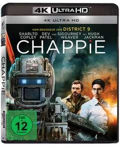 Chappie 4K (4K UHD) für 7,99€ (Saturn Abholung)