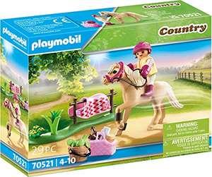 """Playmobil Sammelpony """"Deutsches Reitpony"""" (70521) für 7,99€ (Amazon Prime)"""