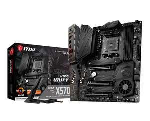 MSI MEG X570 Unify, AMD X570-Mainboard, Sockel AM4