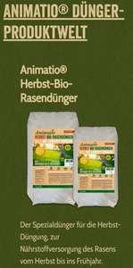 Rasensaaten und Rasendünger von Animatio