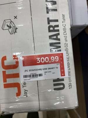 JTC Smart TV 55 Zoll bei Marktkauf in 89250 Senden, 30% Rabatt