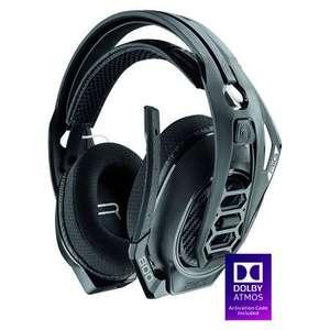 plantronics 800LX schwarz Gaming-Headset (Wireless, Dolby Atmos Sound, 10 m Reichweite, höhenverstellbar, kompatibel mit Xbox One, PC)