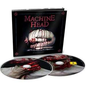 CD + DVD Machine Head - Catharsis Digipack für 5,99 € bei Amazon Prime
