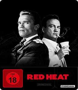 Red Heat Steelbook (Blu-ray) für 10,97€ (Amazon)