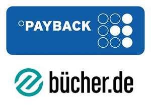 [Payback] Bücher.de 20-fach Punkte ( = 10% Cashback ) + 5% Shoop möglich + ggf. 10%/12% Gutschein | z. B. Nintendo Switch für effektiv 270€