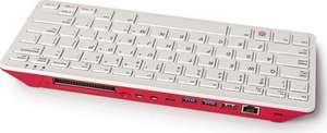 [Reichelt] Raspberry Pi 400 (ARM A72@1,8Ghz, 4GB, MicroHDMI, Gbit LAN, WiFi AC, 2x USB 3.0)