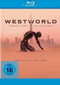 [Blu-Ray] Westworld - Staffel 3 @Media Dealer