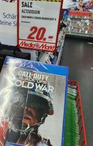 [LOKAL] Lüneburg Media Markt - PS4 Call of duty Cold War für 20€