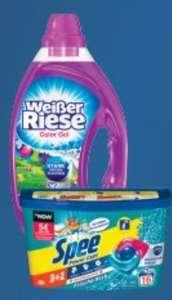 3 x Spee Waschmittel | pro Packung 1,43 | WL 0.07 Euro | auch weißer Riese | lokal bundesweit
