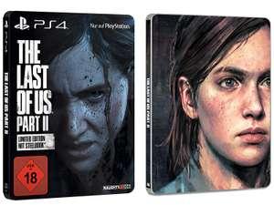 The last of us Part II - Limited Edition für PlayStation PS 4 (gebraucht - reBuy / AMZ)