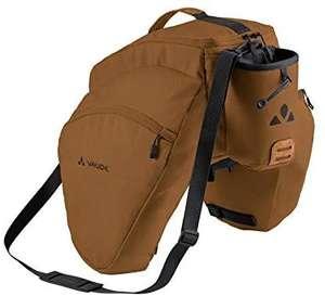 VAUDE eSilkroad Plus Gepäckträgertasche 22L in braun