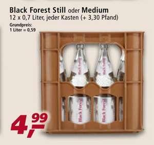 Black Forest Mineralwasser bei Real