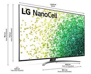 LG 55NANO869PA 55 Zoll NanoCell 4K webOS 6.0, LG ThinQ