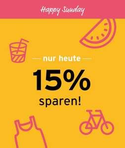 [tchibo.de] Happy Sunday Shopping