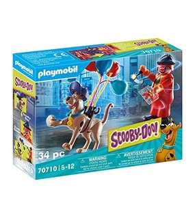 Playmobil SCOOBY-DOO! Abenteuer mit Ghost Clown (70710) für 9,99€ (Amazon Prime)
